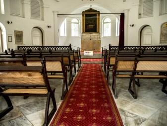 Singapour, église arménienne