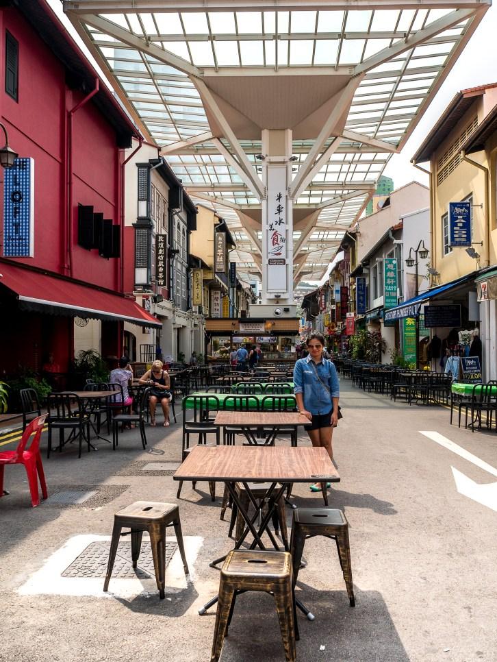 Chinatown, Singapour