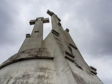Monument des Trois Croix, Vilnius