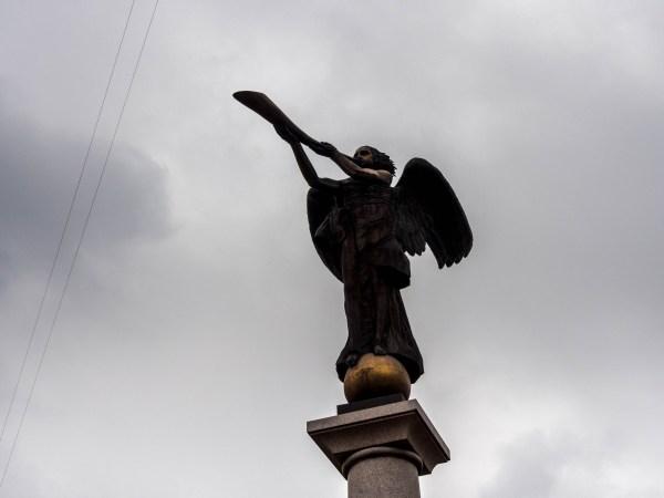 Užupis,, Vilnius