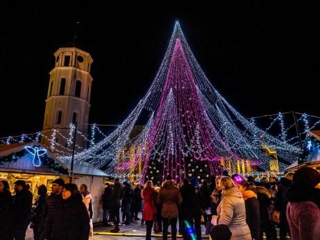 Marché de Noël, Vilnius