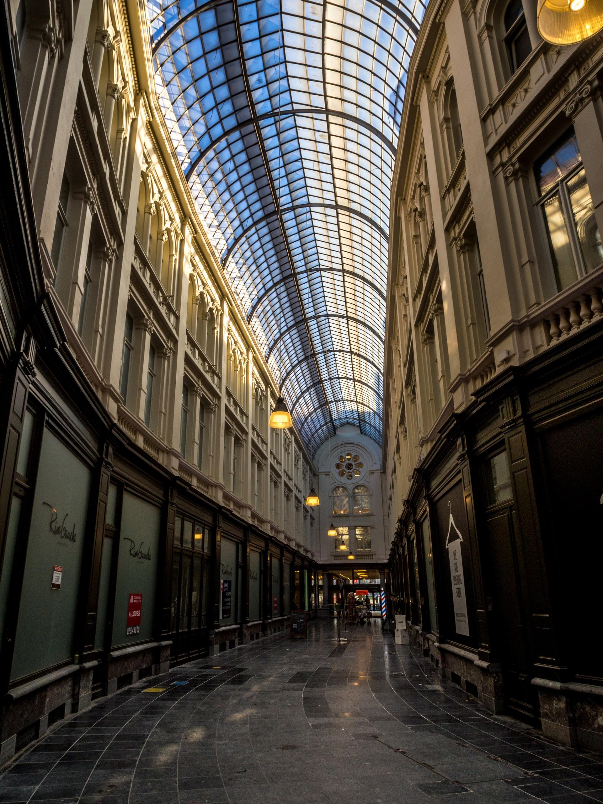 Passage de la Bourse, Charleroi