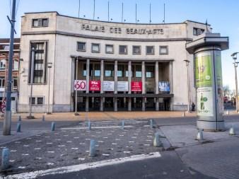 Palais des Beaux Arts, Charleroi