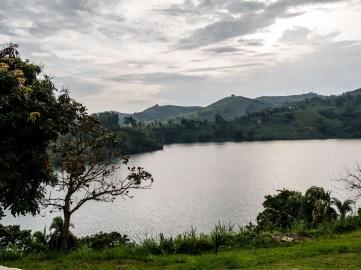 Un des Crater Lakes, Ouganda