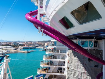 Symphony of the Seas, Ultimate Abyss