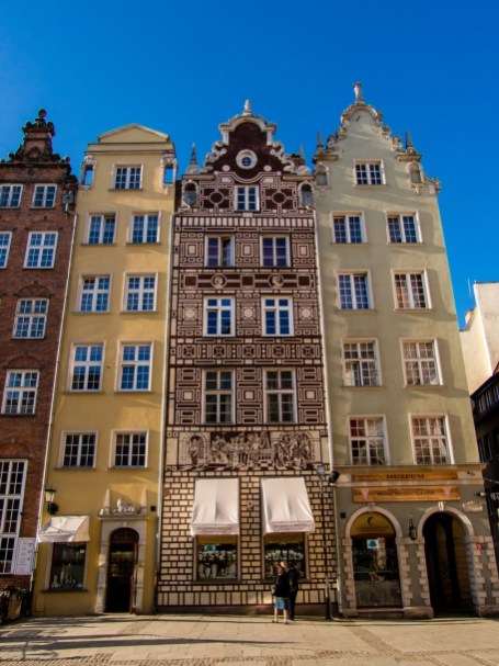 Gdansk, visiter la vieille ville : Le Long Marché