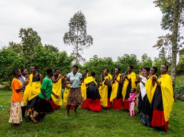 Change a Life Bwindi
