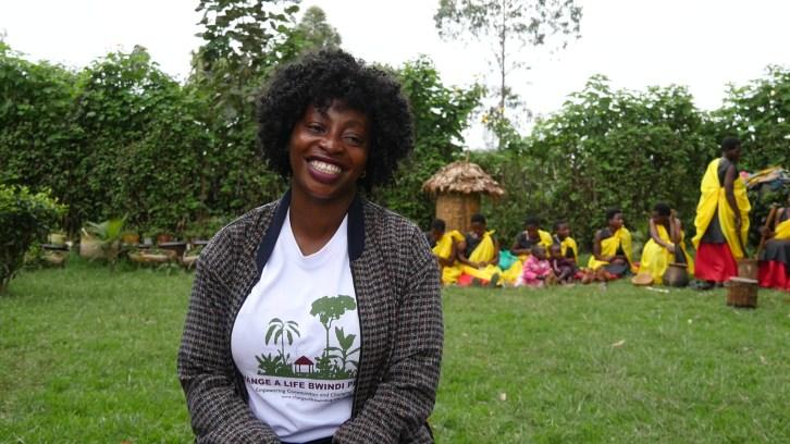 Tina, Change a Life Bwindi