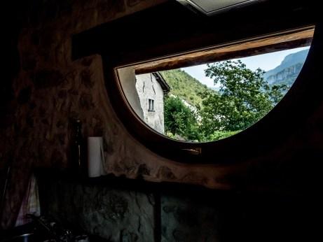 Cabane Café et les gîtes les Hauts de Choranche, Vercors