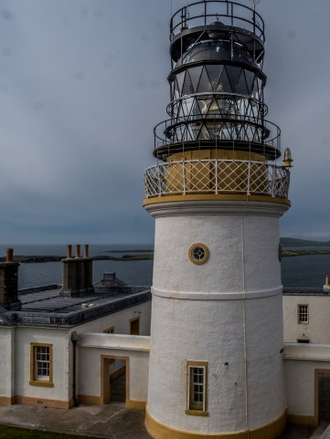 Shetland Mainland Phare de Sumburgh Head