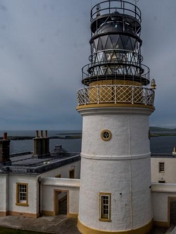Shetland Mainland Phare de Sumburgh Head