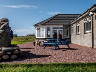 Braewick Café, Shetland