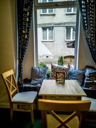 Kawiarnia w Podwyrku, Lodz