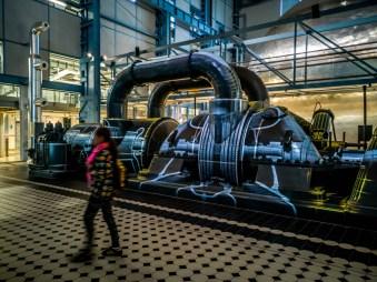 EC1, Musée de la science et de l'industrie, Lodz