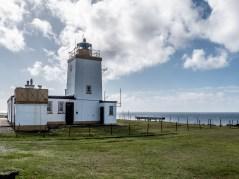 Le phare d'Eshaness