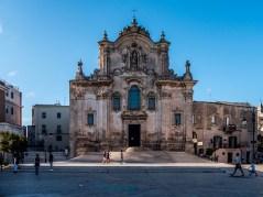 Piazza San Francesco, Matera