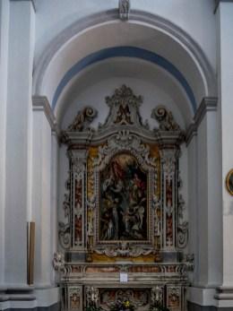Convento Sa,t'Agostino, Matera