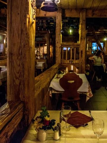 Vins d'Alsace : Auberge du Treh
