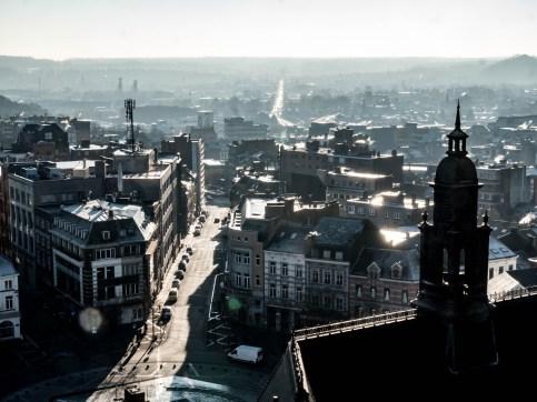 Charleroi : Hôtel de ville