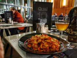 Charleroi, Quai 10 Brasserie
