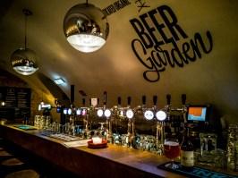 Beer Garden, La Haye