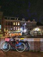 La Haye la nuit