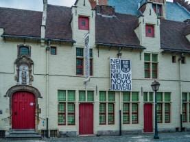Huis van Ajijn, Gand
