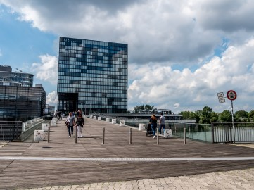 Medienhaffen, Düsseldorf