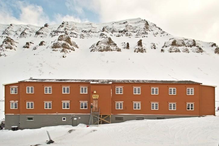 Crédit photo : Gjestehuset 102, Svalbard