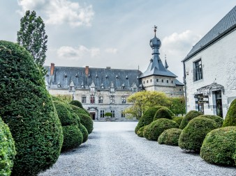 Château des Princes de Chimay