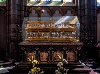 Châsse de Saint-Lambert, Cathédrale Saint-Paul de Liège