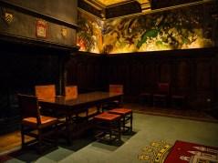 Visiter Mons : Salle des mariages de l'hôtel de ville