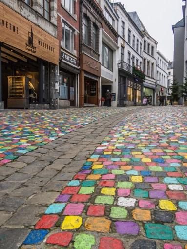 Street-art Mons
