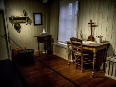 Maison van Gogh à Cuesmes