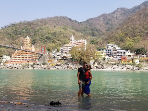 Rishikesh - Ganges2