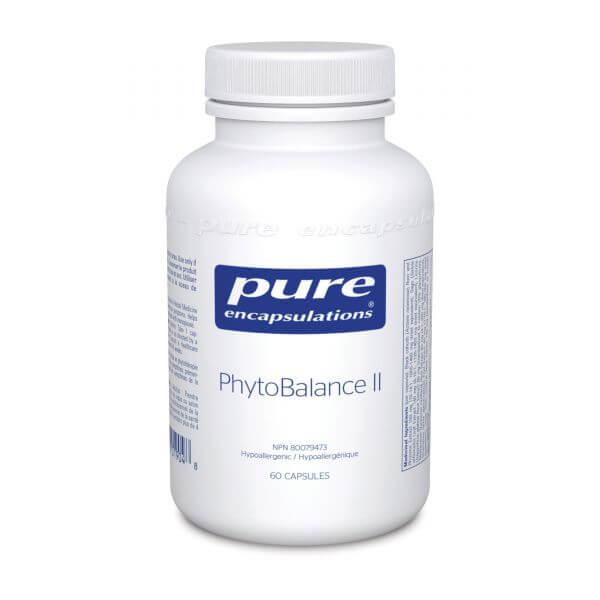 PhytoBalance II PURE ENCAPSULATIONS