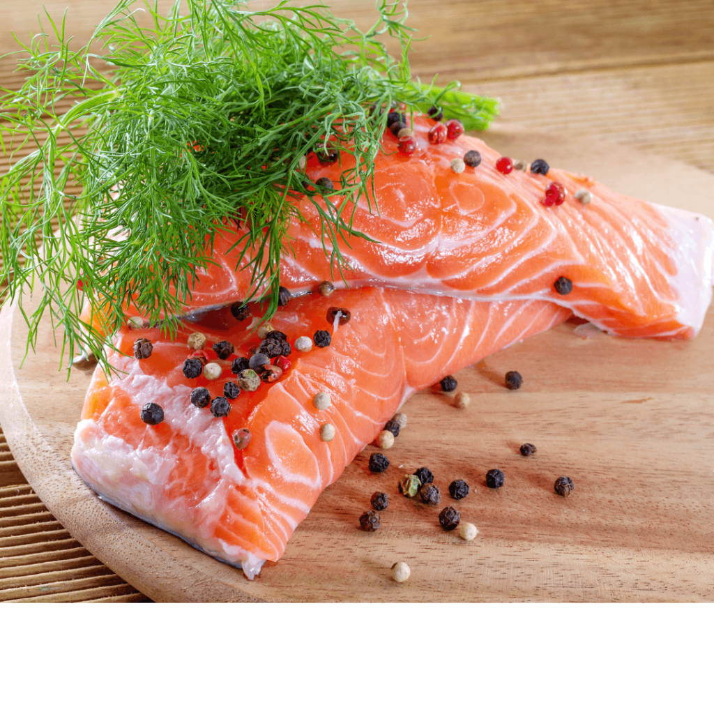 one pan salmon nutritional recipe