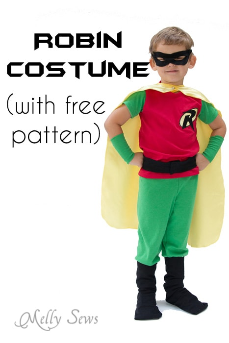 Batman and Robin Costume DIY - with free pants pattern!  sc 1 st  Melly Sews & DIY Wonder Woman Costume - Make a Tutu - Melly Sews