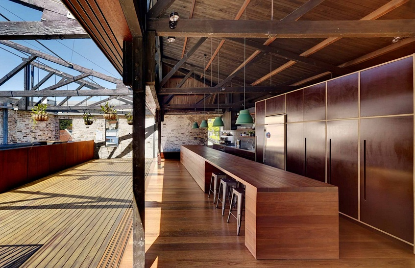 Dream House Lilyfield Warehouse Conversion