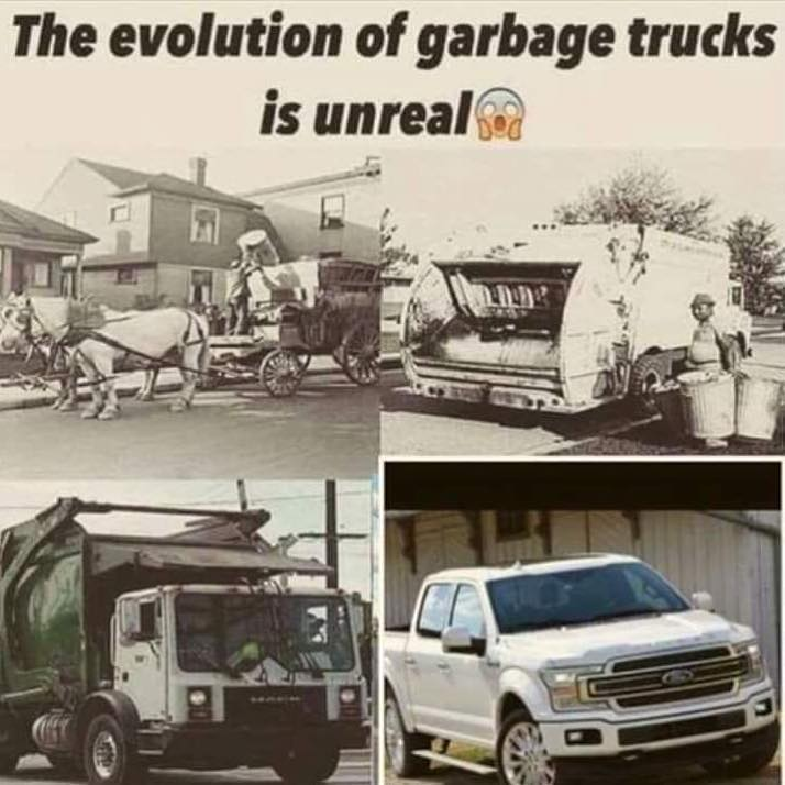 There S A Hilarious Ongoing Meme War Between Ford And Chevy Truck
