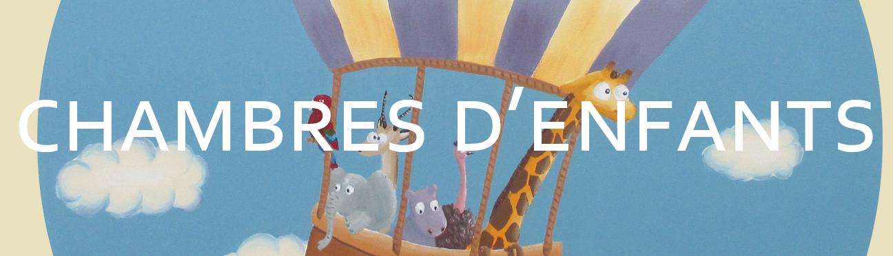 Décors chambre enfant , décoration murale Bordeaux et France
