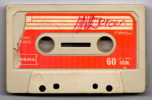 cassette-verveling