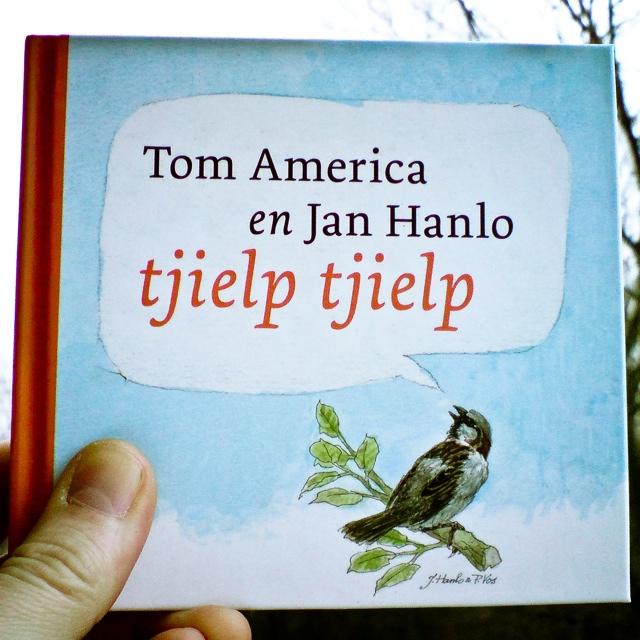 Cover CD tjielp tjielp