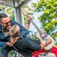 Photo Gallery - Blue October @ Indiana State Fair 8-11-2017