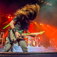 Photo Gallery - Anthraxwith Killswitch Engage and HAVOK @ Old National Centre 2-3-2018