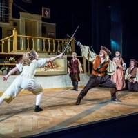 Photo Gallery - The Beaux' Stratagem @ Purdue Theatre 2-14-2018