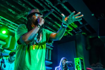 The Sunking Brewery and MOKB Presents St. Paddy's Day Party featuring Gangstagrass with Ace One at HiFi Indy was an extraordinary party packed full of holiday fun on March 17, 2018. Photo cred Melodie Yvonne