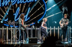 The American Idol Live Tour with special guest Kris Allen enchants Old National Centre on August 22, 2018
