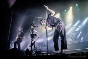 Young the Giant w/Lights performed a phenomenal show to a sold out house in the Egyptian Room of Old National Centre in Indianapolis, Indiana on October 26, 2018