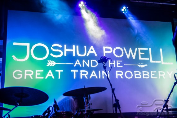 Sun King Brewery and MOKB Present a phenomenal show for the Joshua Powell & the Great Train Robbery 'PSYCHO/TROPIC' Album Release w/ Saint Aubin and Michigander on Friday, December 14, 2018 at the HI-FI in Indianapolis, Indiana